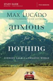 ANXIOUS FOR NOTHING, Paperback
