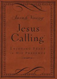 JESUS CALLING, Leather